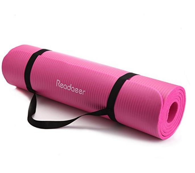 readaeer yoga mat carrying strap