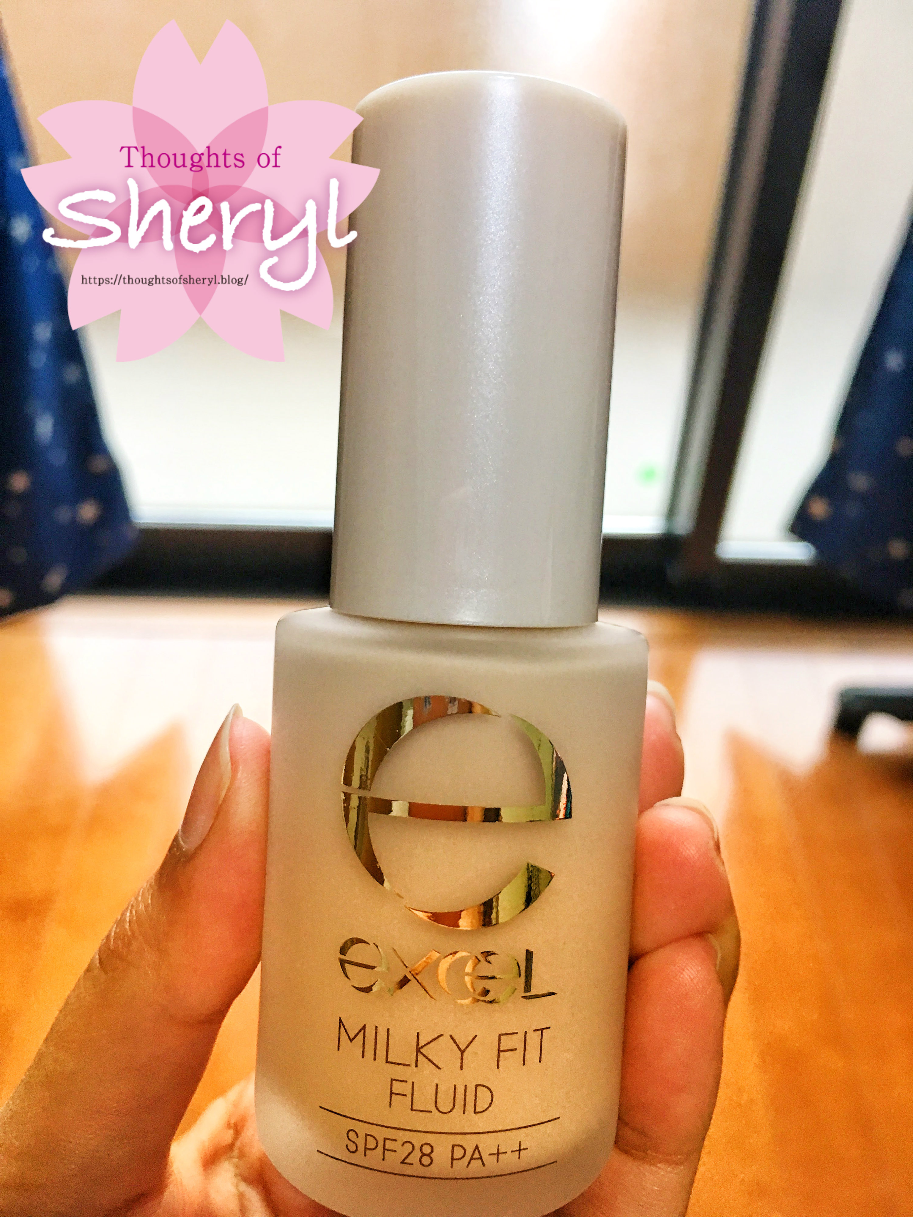 review excel milky fit fluid
