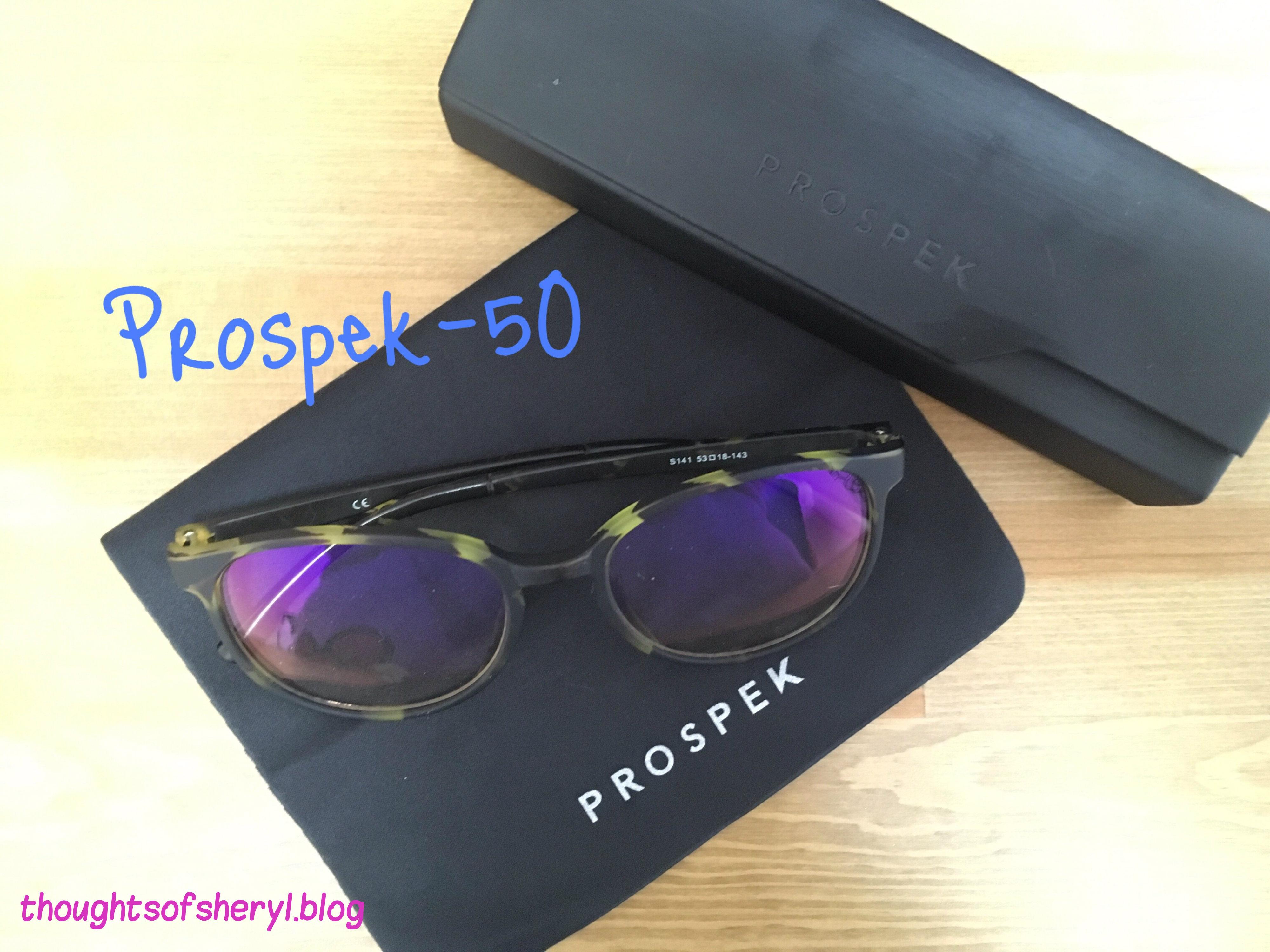 spektrum glasses prospek 50 artist