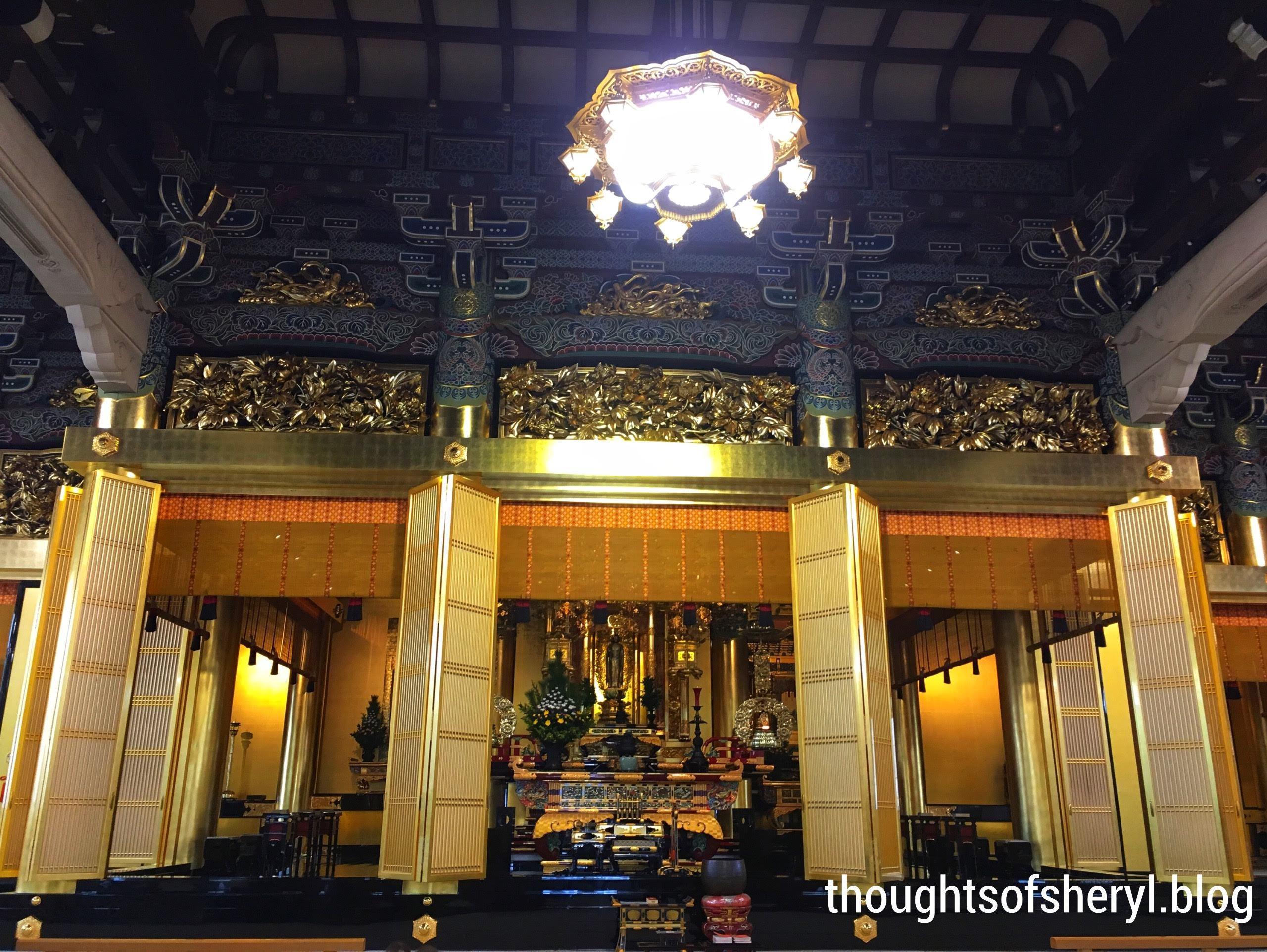 tsukiji hongwanji temple