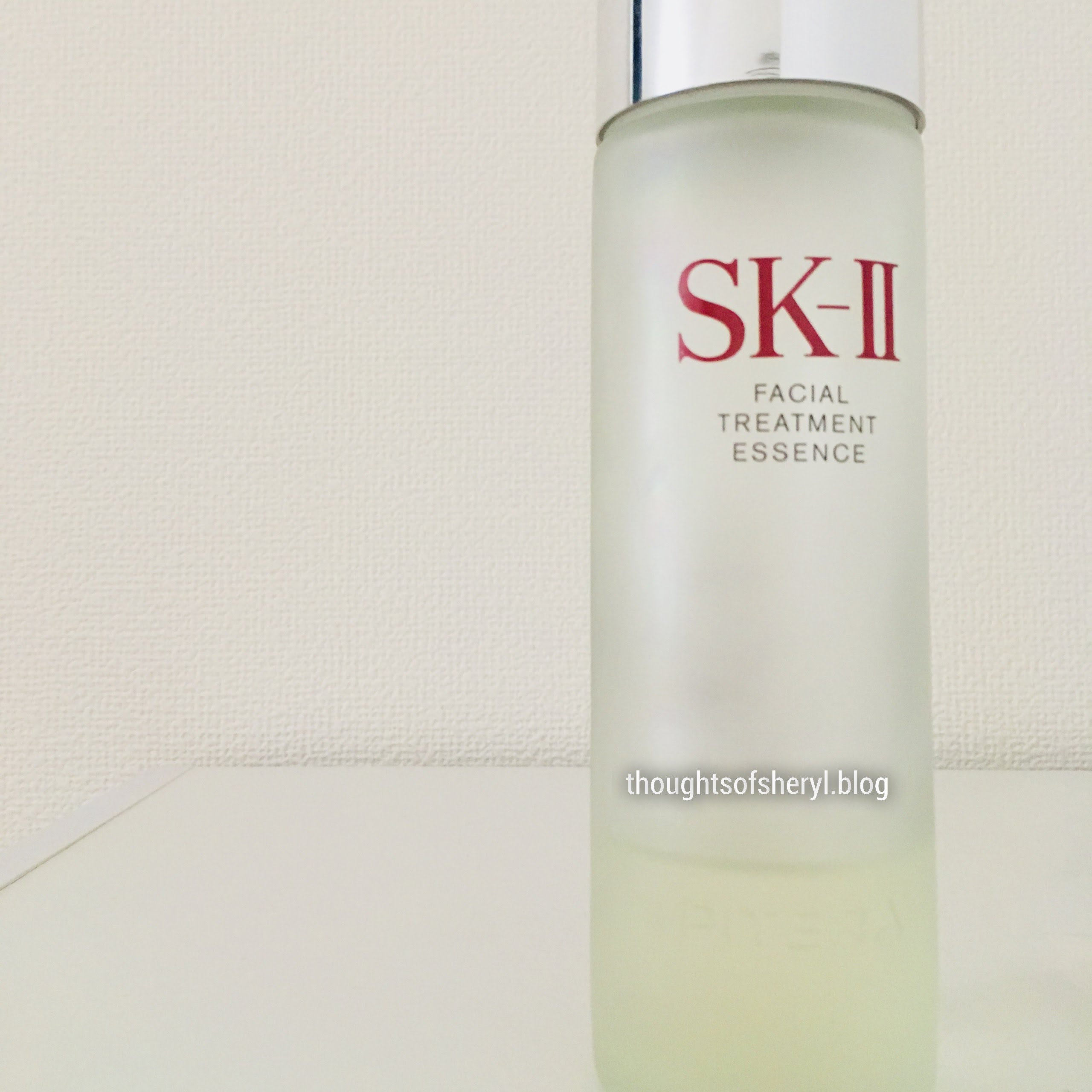 review sk II facial treatment essence