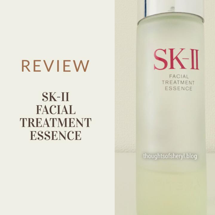 Review: SK-II Facial TreatmentEssence