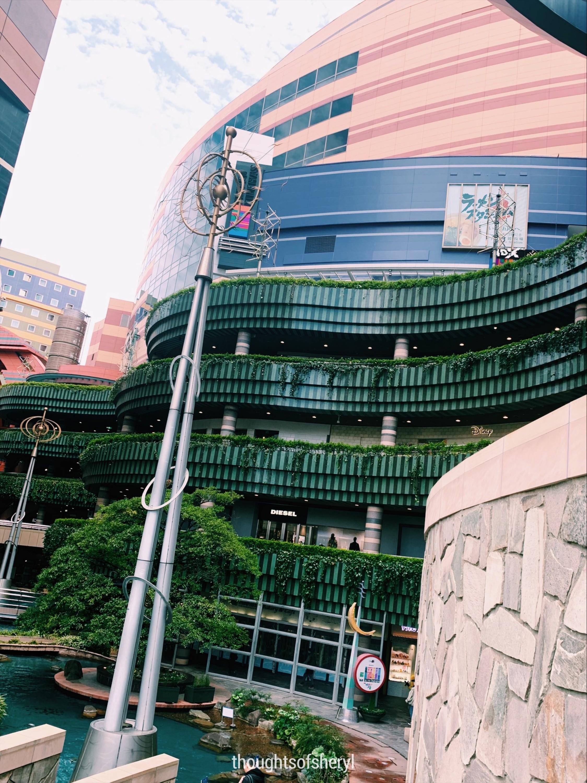 canal city hakata fukuoka
