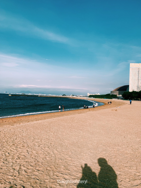momochi seaside park fukuoka
