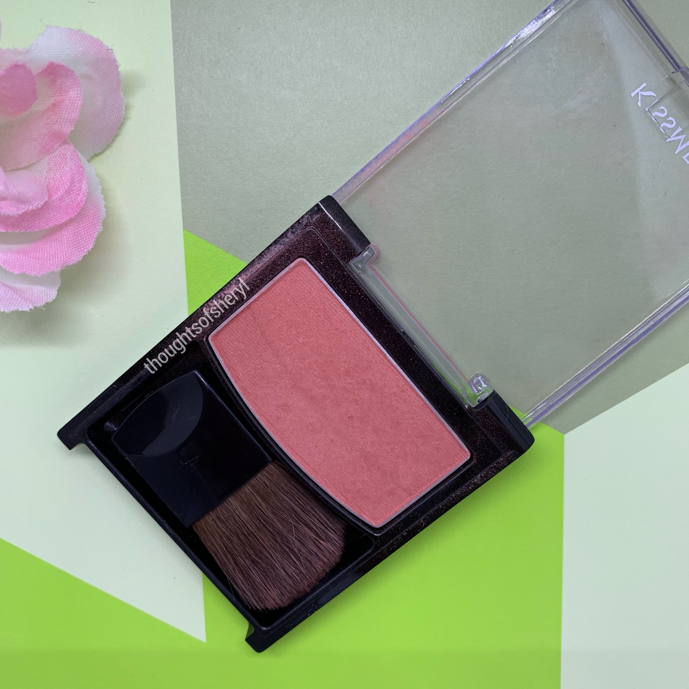 kiss me ferme brightening cheek 03 coral red review