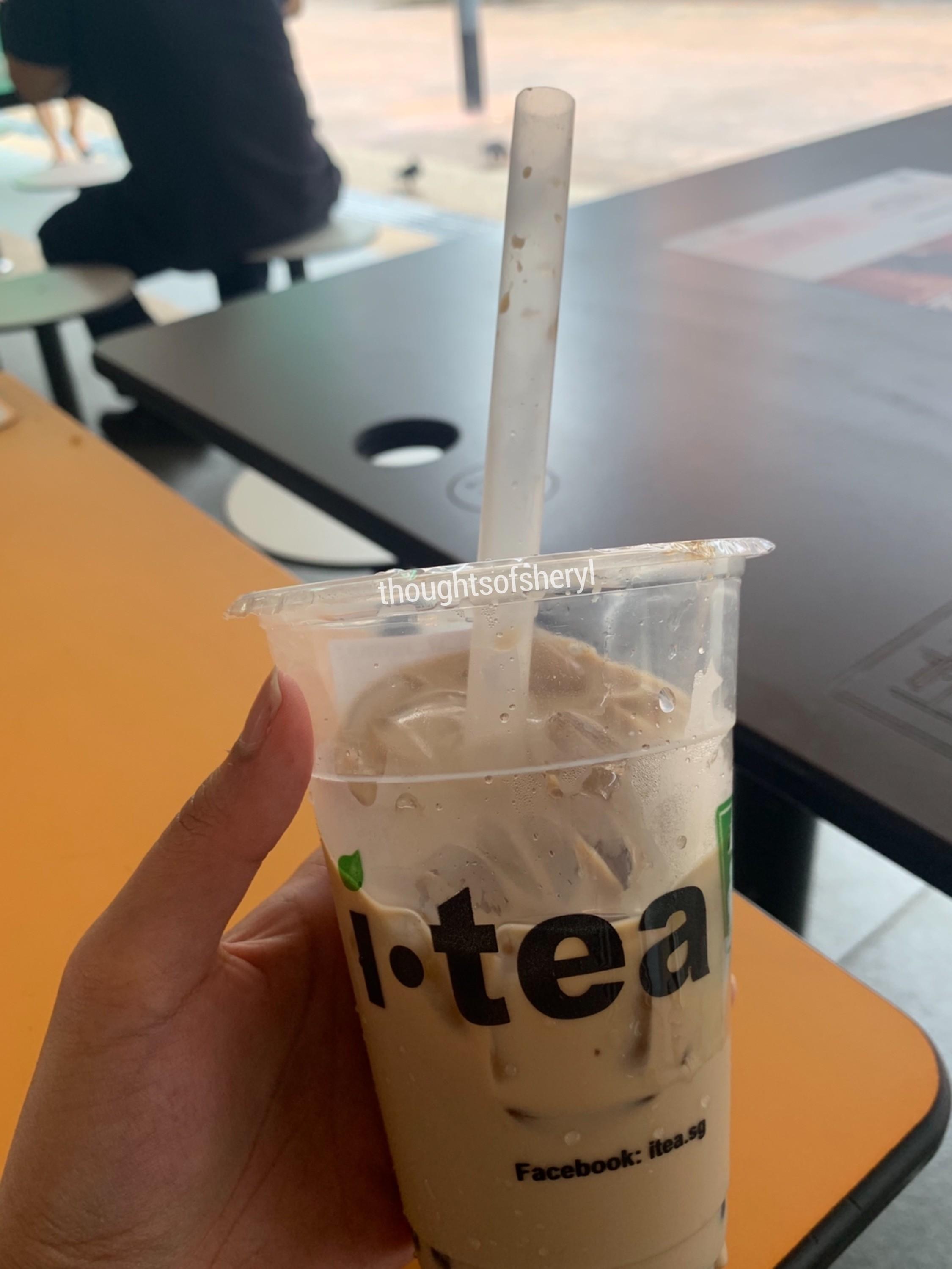 itea singapore bubble tea review