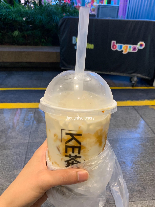 kecha singapore bubble tea review