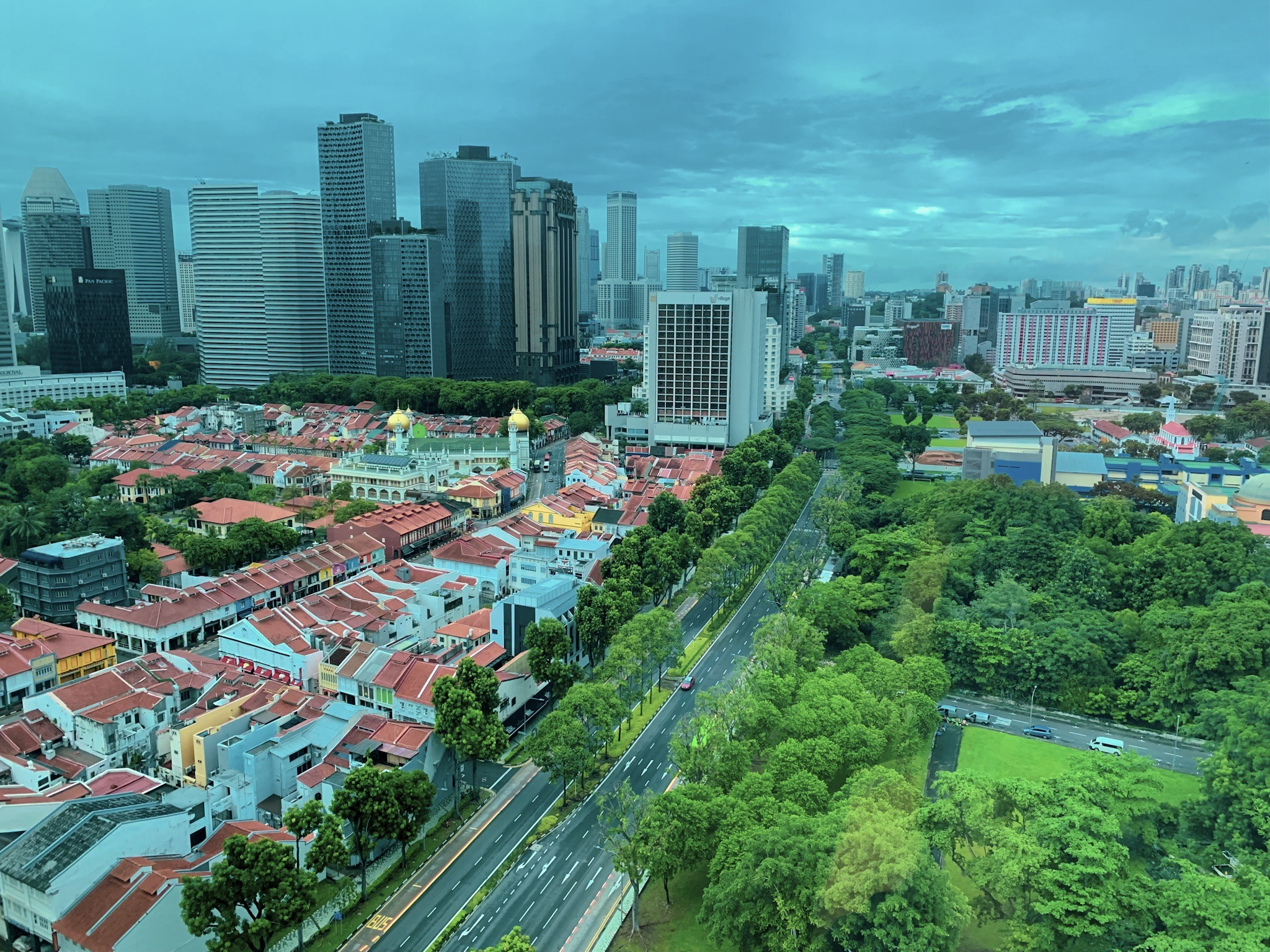 hotel boss singapore review