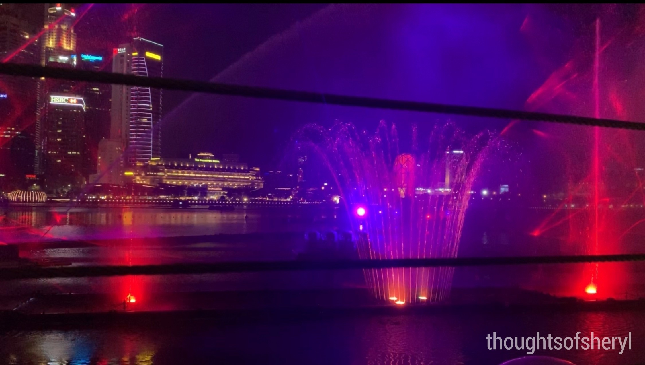 spectra light and water show singapore