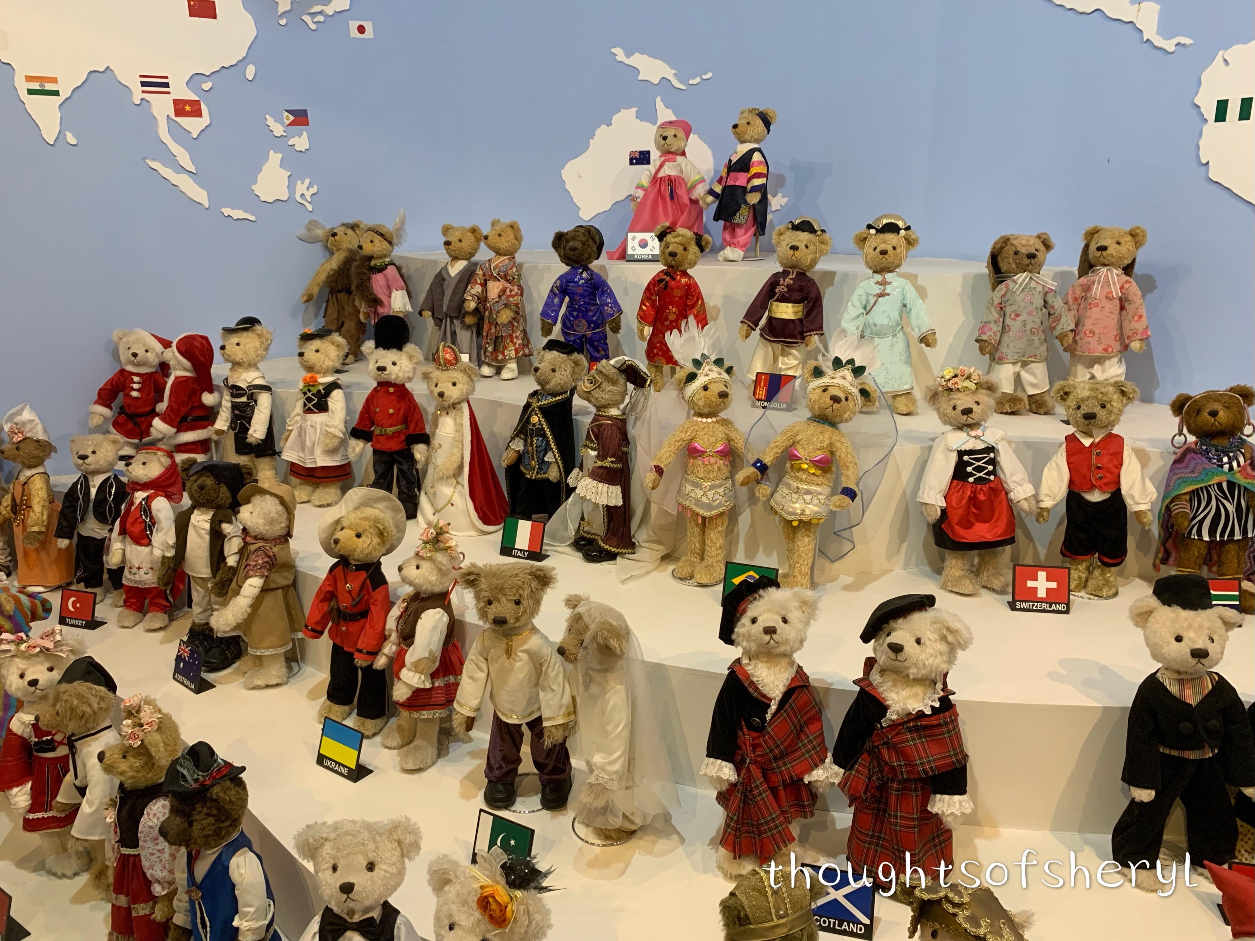 teseum teddy bear theme park jeju