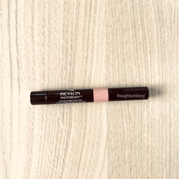 Review: Revlon PhotoReady Color Correcting Pen (Peach)