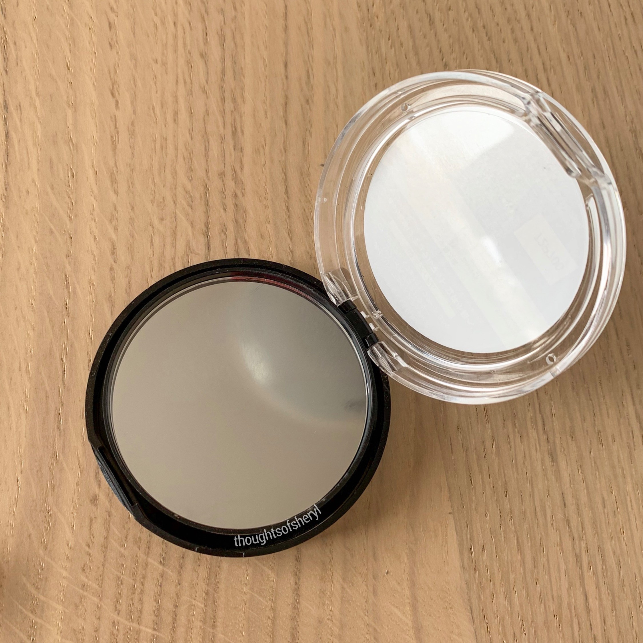 maybelline v-face duo powder review