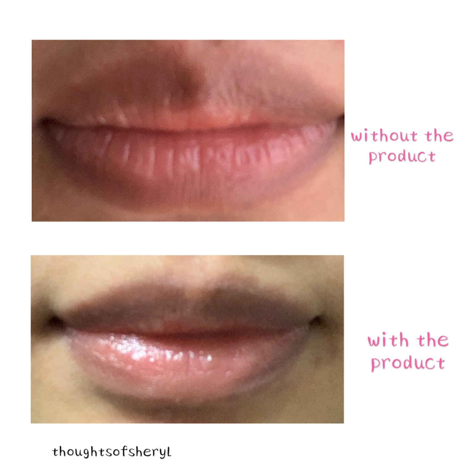flowflushi lip treatment effect