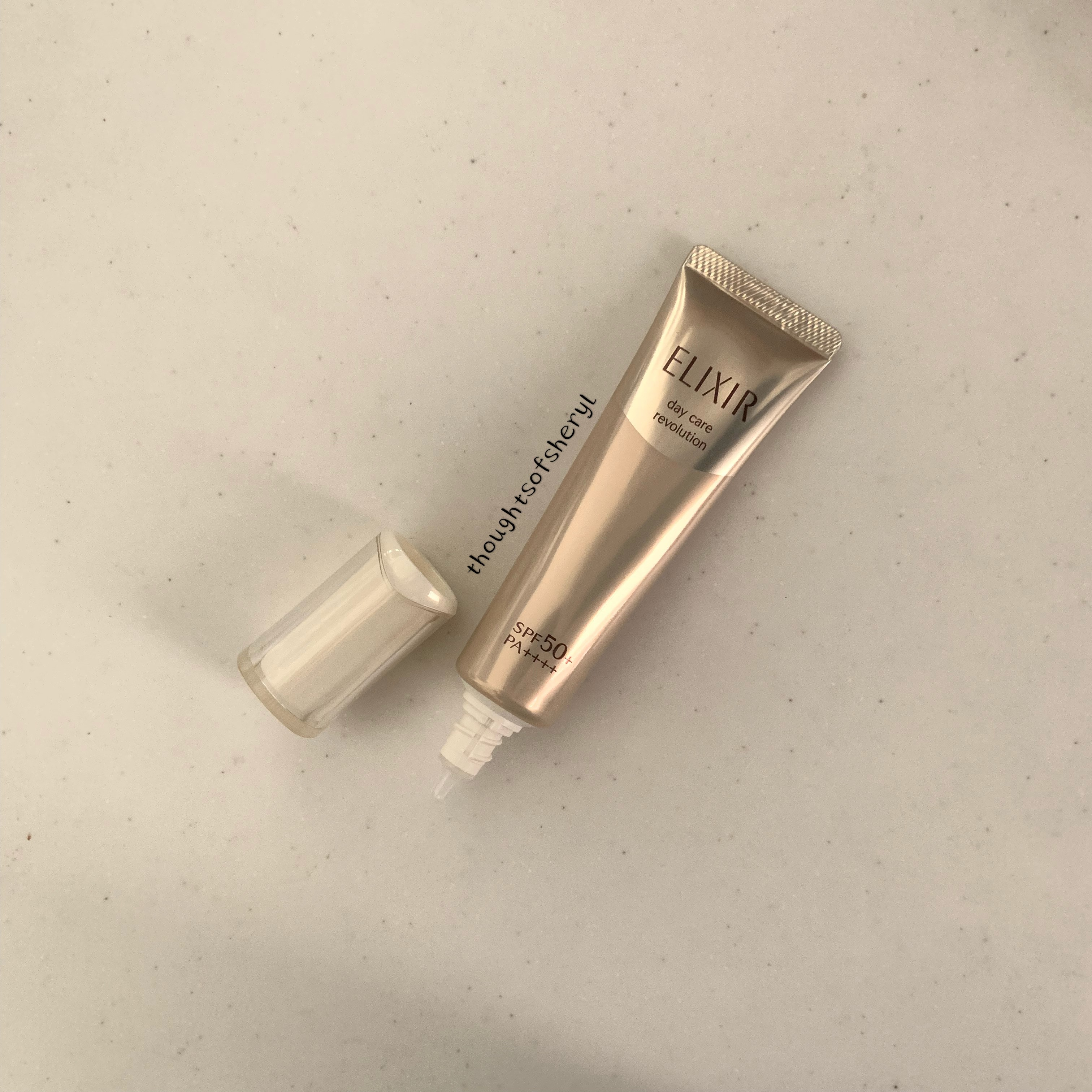 shiseido elixir day care revolution spf 50 review