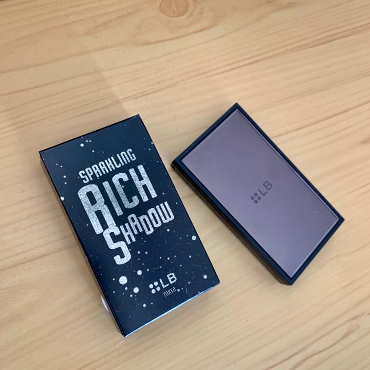 Review: LB Sparkling RichShadow
