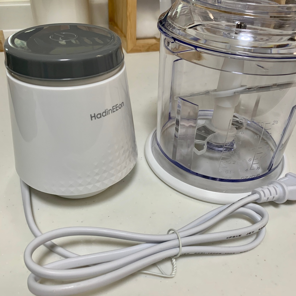 hadineeon food processor review