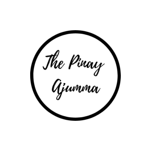 the pinay ajumma logo