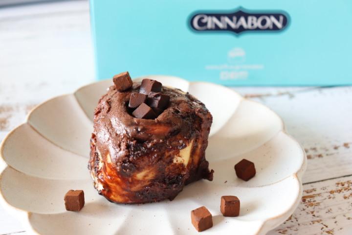 cinnabon japan nama chocobon