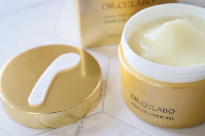 Review: Dr. Ci:Labo Aqua Collagen Gel Enrich-Lift EX